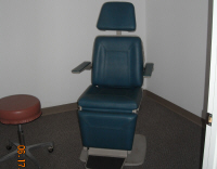 South Florida patient chair