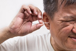 Q-tips can cause ear injuries